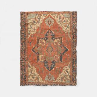 Flying Carpet Ride Fleece Blanket
