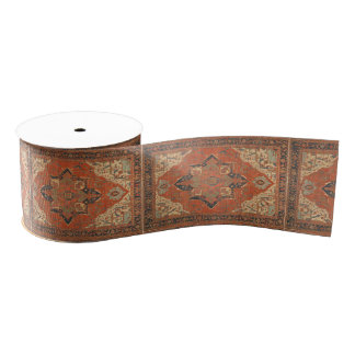 Flying Carpet Ride Ribbon Grosgrain Ribbon