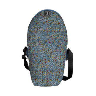 Flying Colours Messenger Bag