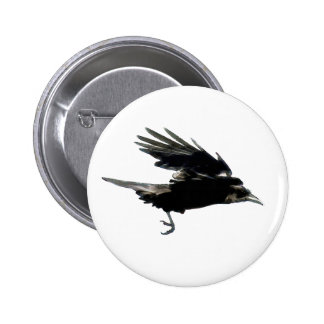 Flying CROW Art Button