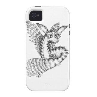 Flying Desert Vulpix Case For The iPhone 4