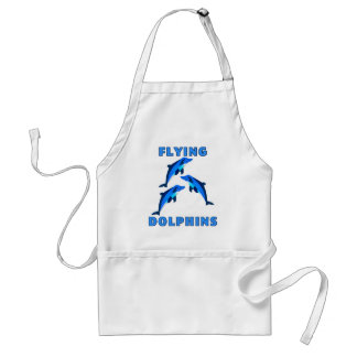 Flying Dolphins Standard Apron