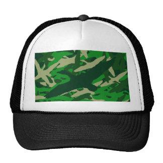 Flying Duck Camo Mesh Hat