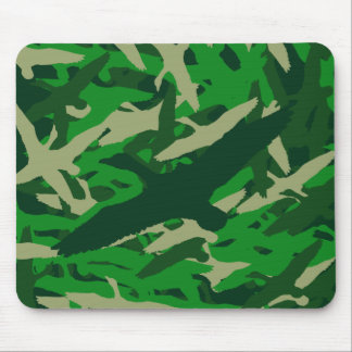 Flying Duck Camo Mouse Pads