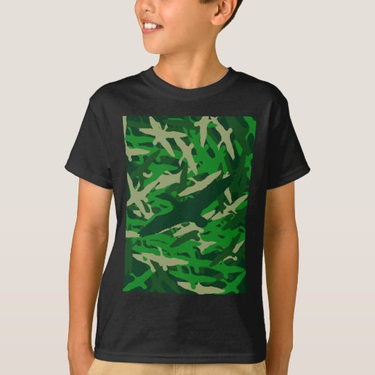 Flying Duck Camo T-Shirt