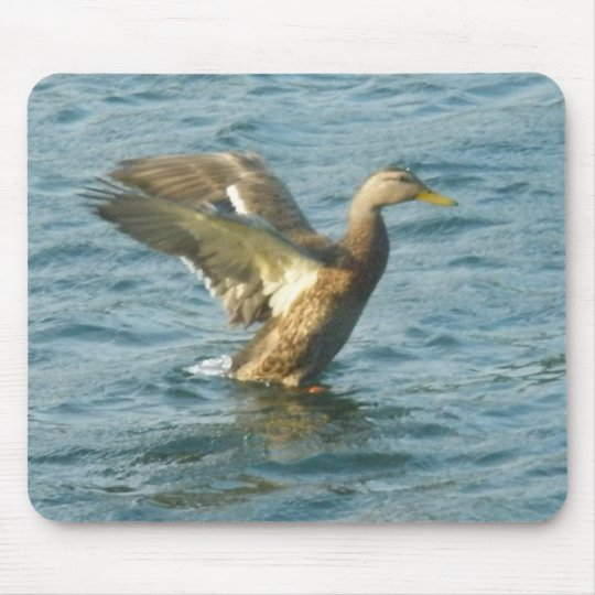 Flying Duck Mousepad