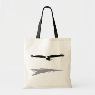 Flying Eagle Tote Bag