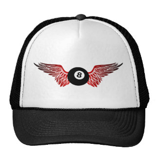 flying eightball cap