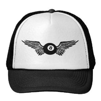 flying eightball hats