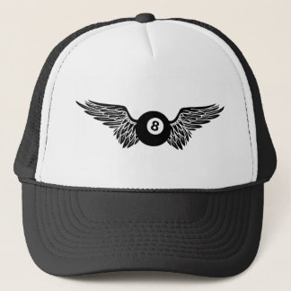 flying eightball trucker hat