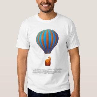 Flying Elephant Tshirt