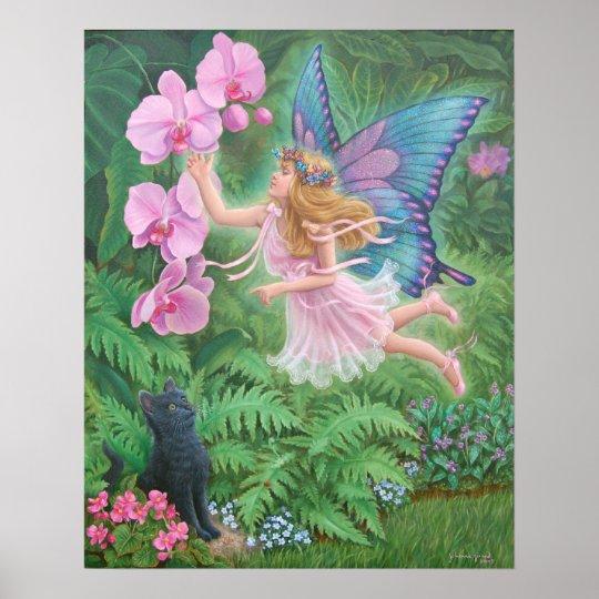 Flying Fairy Poster