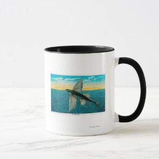 Flying Fish at Catalina Island Mug