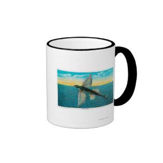 Flying Fish at Catalina Island Coffee Mug