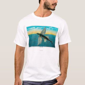 Flying Fish at Catalina Island T-Shirt
