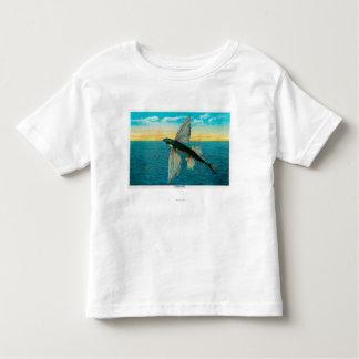 Flying Fish at Catalina Island Toddler T-Shirt
