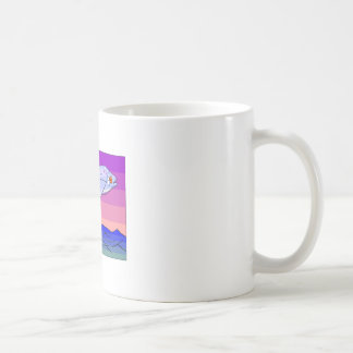 Flying Fish Coffee Mugs