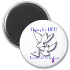 Flying for LIFE (magnet) Magnet