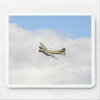 Flying Fortress Mouse Mat