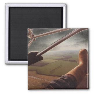 'Flying Free' Magnet