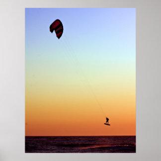 Flying Free Print