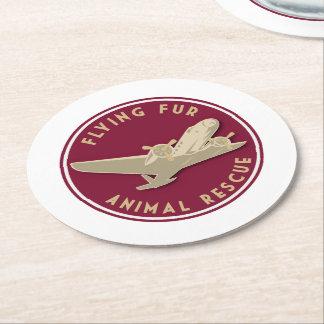 Flying Fur Coasters