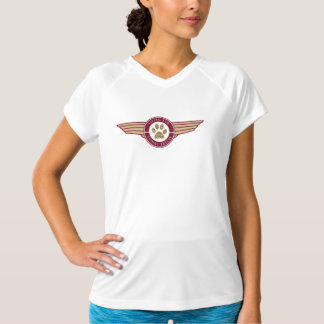 Flying Fur - Woman's short tee