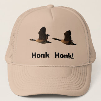 Flying Geese Honk Honk hat