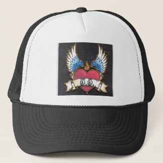 flying gg trucker hat