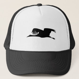 Flying Goose Trucker Hat