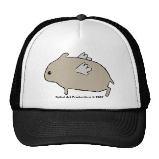 Flying Hamster Hat