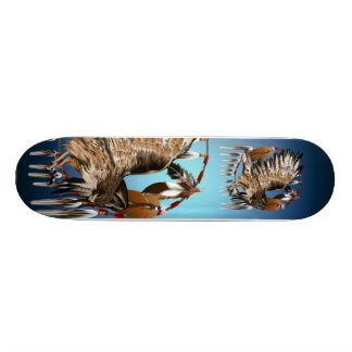 Flying Hawk Dreamcatcher Skateboard