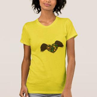 Flying Heart Tee Shirts