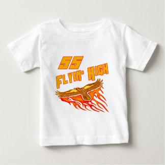 Flying High 55th Birthday Gifts Tee Shirts