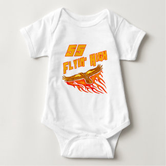 Flying High 55th Birthday Gifts T Shirt