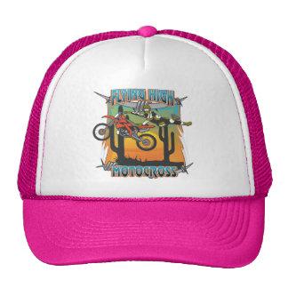 Flying High Motocross Cap