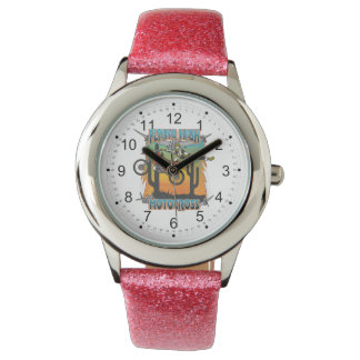 Flying High Motocross Wristwatches