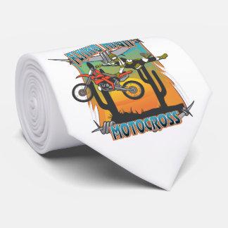 Flying High Motocross Tie