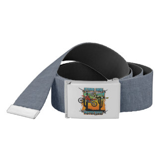Flying High Motocross Belt