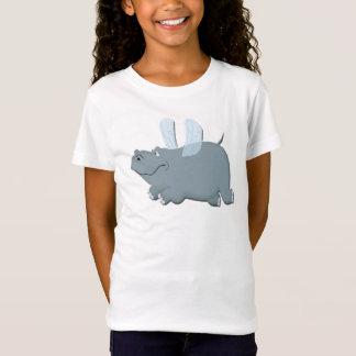 Flying Hippo T-Shirt