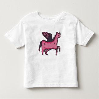 Flying Horse Toddler T-Shirt