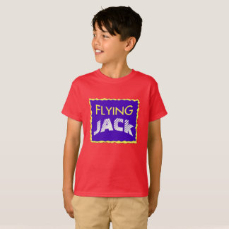 FLYING JACK red T-Shirt