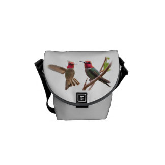 FLYING JEWELS COURIER BAG
