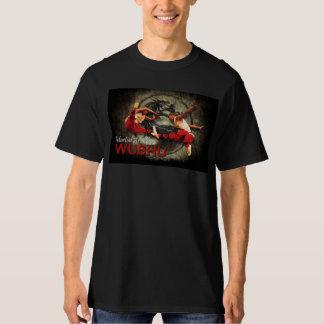 Flying Kick Wushu T Shirt