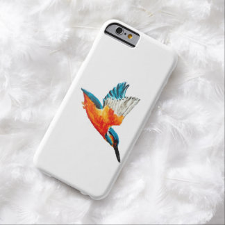 Flying Kingfisher Art Barely There iPhone 6 Case