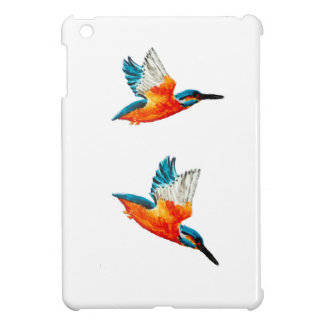 Flying Kingfisher Art Cover For The iPad Mini