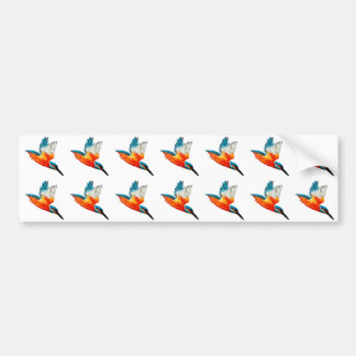 Flying Kingfishers Bumper Sticker