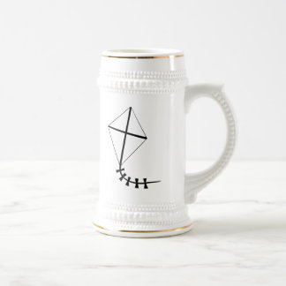 Flying Kite Coffee Mugs