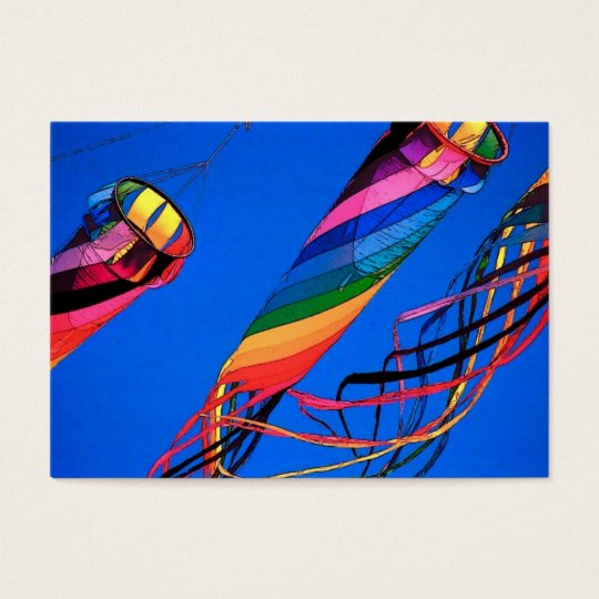 Flying Kites Profile Card