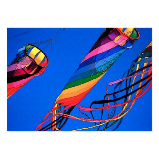 Flying Kites Profile Card Pack Of Chubby Business Cards
